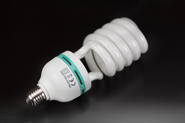 úsporný zdroj světla