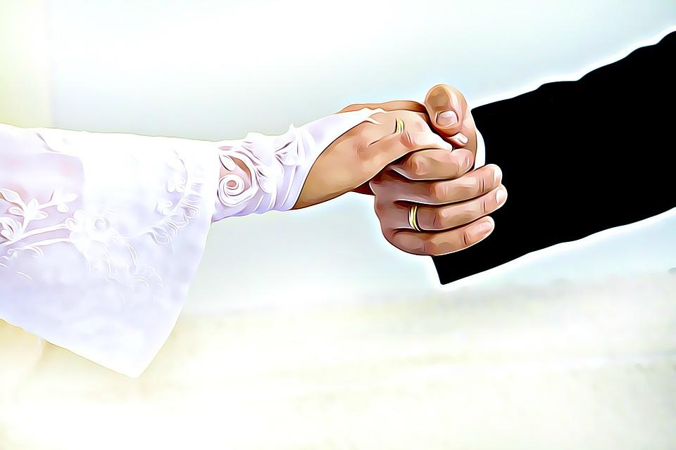 Limity při výběru svatebních šatů