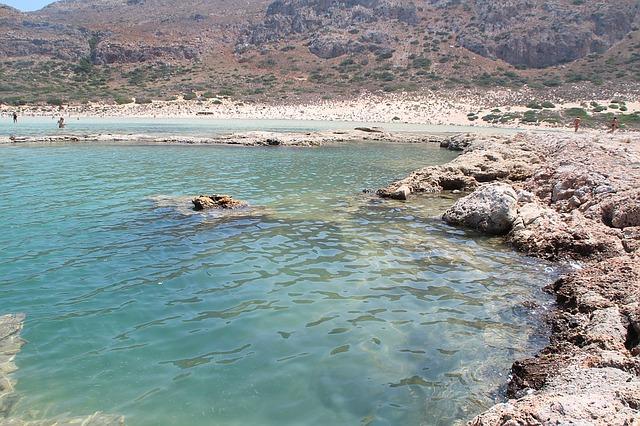 Pláž na Jadranu