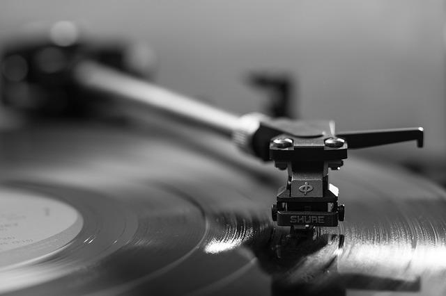 hudba, deska