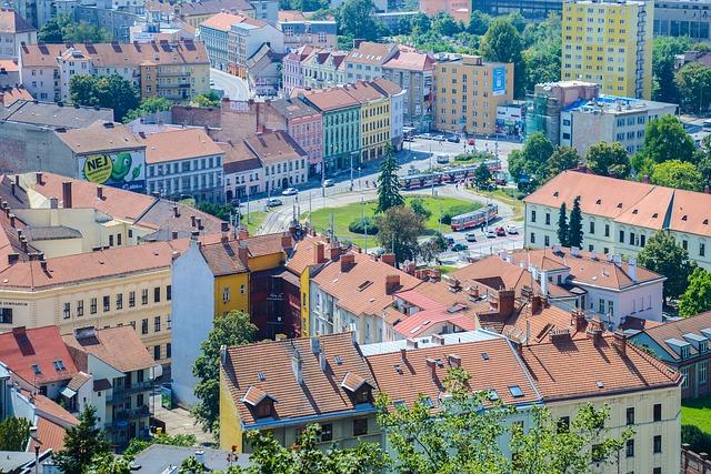 Mendlovo náměstí v Brně